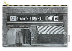 Lady's 1934 Carry-all Pouch