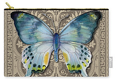 Laglaizei Butterfly Design Carry-all Pouch