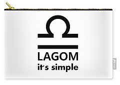 Lagom - Simple Carry-all Pouch