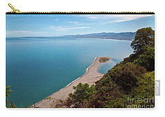 Lagoon Of Tindari On The Isle Of Sicily  Carry-all Pouch