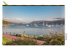 Gulf Of  Ullapool  - Photo Carry-all Pouch by Sergey Simanovsky