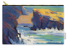 Laguna Rocks Carry-all Pouch