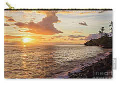 Lahaina Sunset Carry-all Pouch