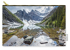 Lake Agnes Carry-all Pouch