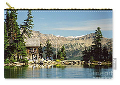 Lake Agnes Tea House Carry-all Pouch