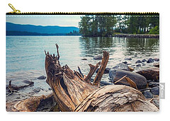 Carry-all Pouch featuring the photograph Lake George Palette by Kendall McKernon