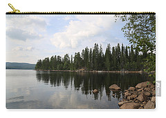 Lake In The Woods Carry-all Pouch
