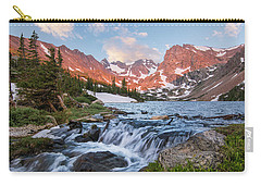 Lake Isabelle Sunrise Carry-all Pouch