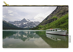 Carry-all Pouch featuring the photograph Lake Josephine by Margaret Pitcher