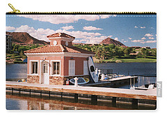 Lake Las Vegas Boathouse Carry-all Pouch