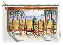 Lake Lodge Carry-all Pouch