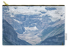Carry-all Pouch featuring the photograph Lake Louise, Banff National Park, Alberta, Canada, North America by Patricia Hofmeester