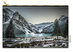 Lake Louise Carry-all Pouch by Bill Howard