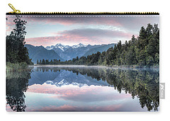 Lake Matheson Panorama Carry-all Pouch