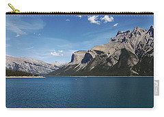 Lake Minnewanka, Alberta Carry-all Pouch
