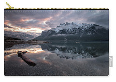 Lake Minnewanka Dawn Carry-all Pouch