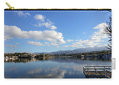 Lake Mission Viejo Cloud Reflections Carry-all Pouch