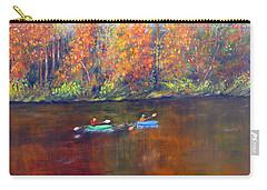 Lake Nockamixon Autumn Carry-all Pouch