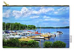 Lake Nockamixon Marina Carry-all Pouch