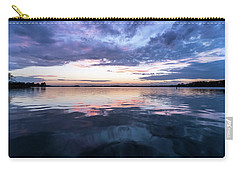 Lake Norman, North Carolina Sunset Carry-all Pouch