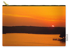 Lake Of The Ozarks 1 Carry-all Pouch by Don Koester