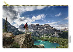 Lake O'hara Adventure Carry-all Pouch