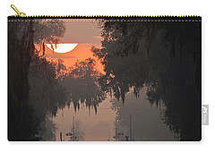 Lake Park Sunrise Carry-all Pouch