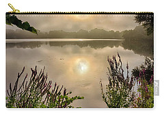 Lake Pentucket Sunrise, Haverhill, Ma Carry-all Pouch by Betty Denise