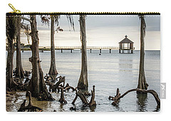 Lake Pontchartrain Uncropped Carry-all Pouch