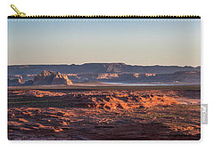 Lake Powell Sunrise Panorma Carry-all Pouch