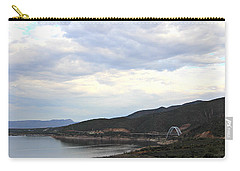 Lake Roosevelt Bridge 1 Carry-all Pouch