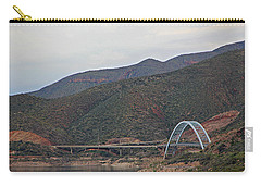 Lake Roosevelt Bridge 2 Carry-all Pouch
