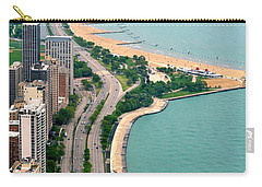Lake Shore Dr . Chicago Carry-all Pouch