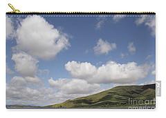Lake Skinner Carry-all Pouch by Suzanne Oesterling