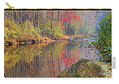 Chattooga Paradise Carry-all Pouch by Steven Richardson