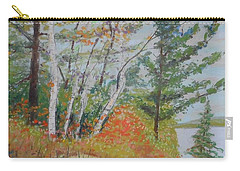 Lake Susie In Fall Carry-all Pouch