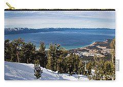 Lake Tahoe Vista Carry-all Pouch