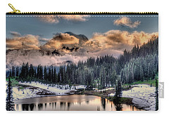 Lake Tipsoo, Mt Rainier Carry-all Pouch