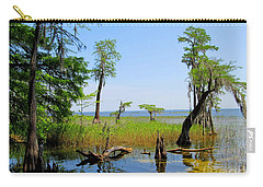 Lake Waccamaw Nc Carry-all Pouch