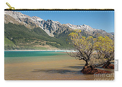 Lake Wakatipu Carry-all Pouch by Werner Padarin