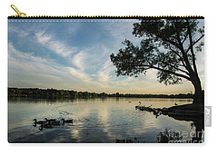 Lake Wilcox Lone Tree 0698 Carry-all Pouch