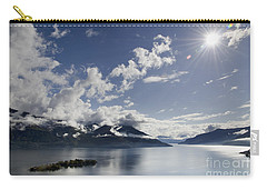 Lake With Islands Carry-all Pouch