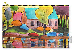 Lakeside Dream House Carry-all Pouch