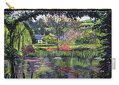 Lakeside Giverny Carry-all Pouch