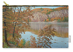 Lakeside In October Carry-all Pouch