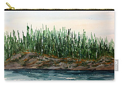 Lakeside No. 1 Lake Of The Woods Carry-all Pouch