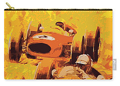 Lakeside Racing Carry-all Pouch by Gary Grayson