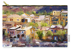 Lakeside Village Carry-all Pouch