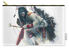 Lakota Dancer Carry-all Pouch