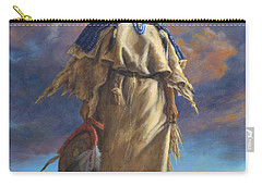 Lakota Woman Carry-all Pouch